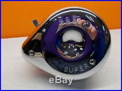 S&S Super E Shorty Complete Carburetor Carb Air Cleaner & Intake Harley Davidson