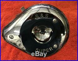 S&s E Carb Harley Davidson Evo-shovelhead-ironhead Sportster Choice Of Intake