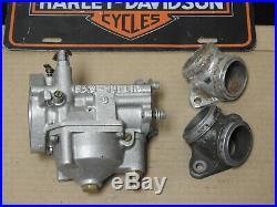 S&s Super B Carburetor For Harley-davidson Models