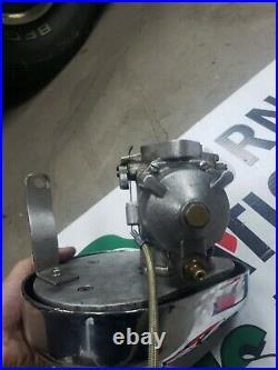 S&s Super B Carburetor Harley- Davidson Shovelhead Ironhead Panhead