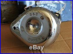 S&s Super Shorty Carburetor For Harley-davidson