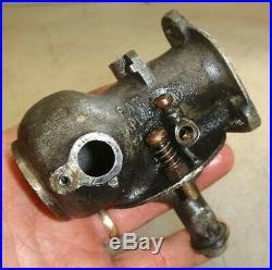 SCHEBLER CARBURETOR BODY for Harley Davidson or Indian Motorcycle Old Gas Engine