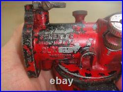 SCHEBLER DLX 112 CARBURETOR for Harley Davidson or Indian Motorcycle Gas Engine