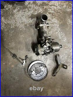 SU Carburetor, Panhead Intake manifold and air cleaner for Harley Davidson