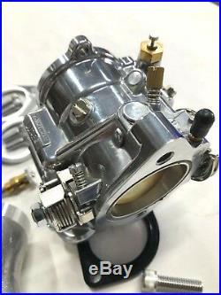 Ultima R2 Carburetor Kit For Harley Davidson Evolution Sportster XL Engines