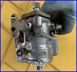 Video 1998 Harley Davidson Softail S&s Super E Shorty Carburetor Carb