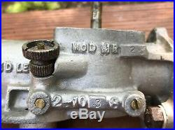Vintage Harley Davidson Indian Linkert MR 2 Carburetor Carb Hill Climb WR WLDR