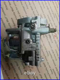 Vintage Harley S&s Super B Carburetor, Panhead Knucklehead Flathead Shovelhead