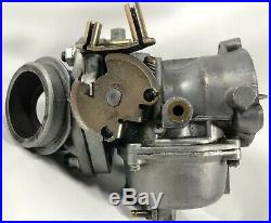 Vintage Harley Shovelhead Fx Fl XL Keihin Carb Intake Carburetor 27021-78