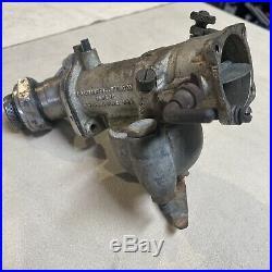 Vintage Linkert L&L Carburator M88 Harley Davidson 45 Flathead Wla Wr Wl Complet