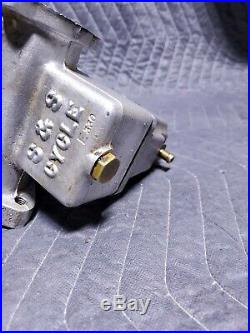 Vintage S&S GBL L-series Carburetor Rare Knucklehead Panhead Harley Davidson