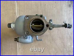 WLA, WLC, WL, Solo, 45ci Carburetor Linkert M-88