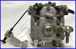 Weber 40 40dcoe18 Carb Carburetor Carburatore Italy Harley Davidson Twin 40mm