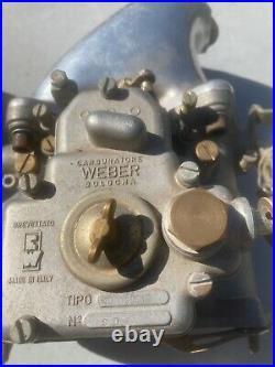 Weber carburetor for Harley Davidson